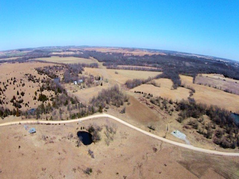 6.11 Acres Cowboy Meadows, Elec. : Niotaze : Chautauqua County : Kansas