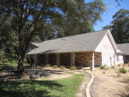 Land And Home For Sale Lawrence Cou : Sontag : Lawrence County : Mississippi