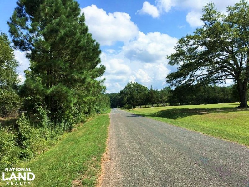 Rural Homesite With Creek : Greenwood : Greenwood County : South Carolina