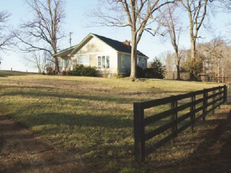 Kentucky Cattle And Crop Farm Farm For Sale Bowling
