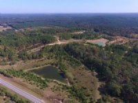200+/- Ac - 6 Ponds Creek & Fields : Randolph : Chilton County : Alabama