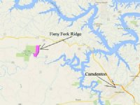 9.2 Acres At Fiery Fork Ridge