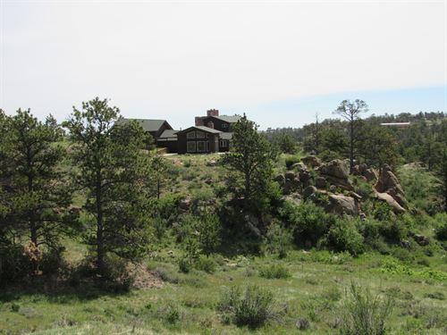 Pronghorn Estate : Cheyenne : Laramie County : Wyoming