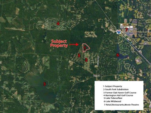 Land For Sale : Macon : Bibb County : Georgia