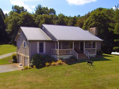 Mountain Mini Farm : Troutdale : Grayson County : Virginia