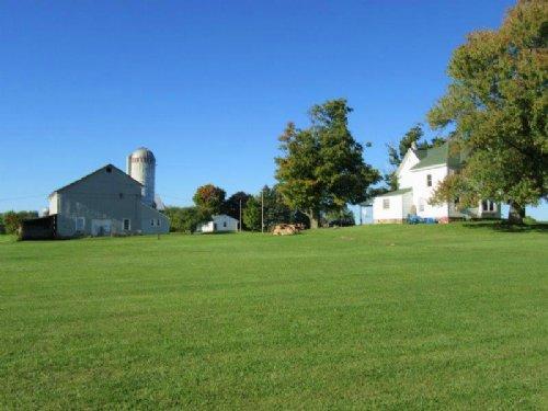 84 Acres Farm Tillable Farmland : Verona : Oneida County : New York