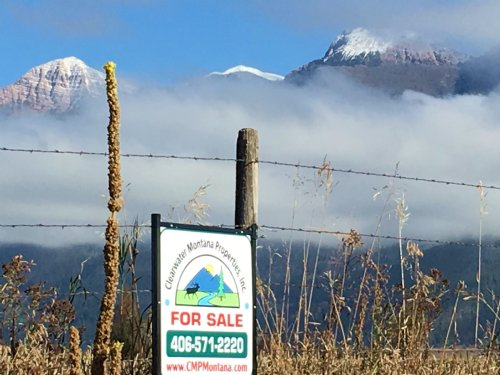 Mission Mountain Secluded Homesite : Saint Ignatius : Lake County : Montana