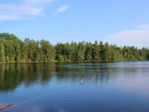 Perfect Waterfront Building Spot : Minocqua : Oneida County : Wisconsin