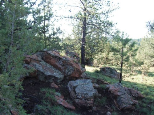 Boyle Road Ranch : Hot Springs : Custer County : South Dakota