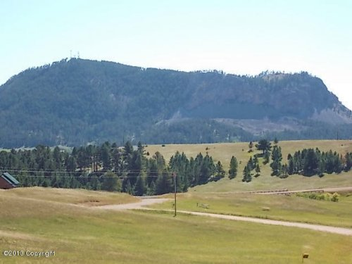 Ready To Build 5 Ac Lot : Sundance : Crook County : Wyoming