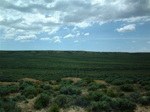 40 Acres, Terms $195/mo : Creston : Sweetwater County : Wyoming
