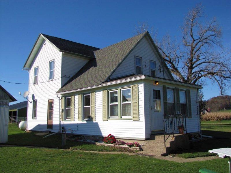 Eagle Township Farmette : Muscoda : Richland County : Wisconsin