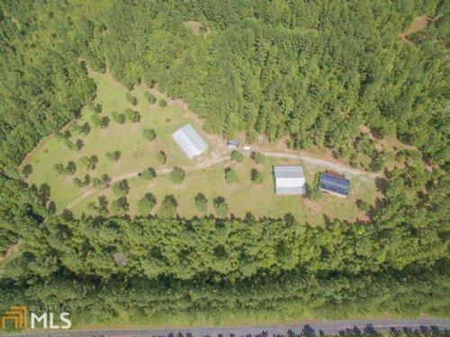 Tom Sawyer Farm On 85 Acres : Sparta : Hancock County : Georgia