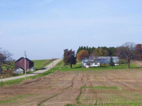 Country Setting 22 Acre Farmette : Cambria : Columbia County : Wisconsin