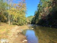 Talking Rock Creek Frontage