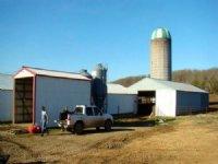 Cadillac Dairy Farm On 428 Ac