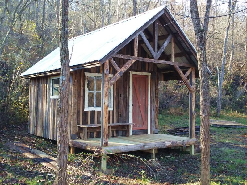 Rustic Cabin On The Creek : Jackson : Jackson County : Ohio