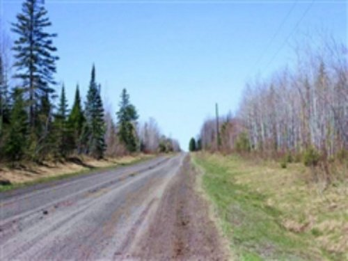 20 Acre Abby Point.terms $355/month : Lanse : Baraga County : Michigan