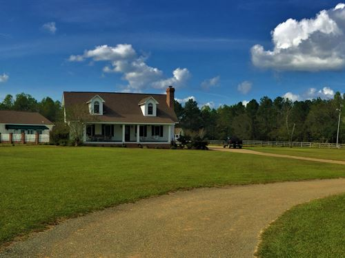 The Edenfield Estate : Jesup : Wayne County : Georgia