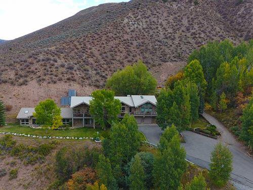 Red Canyon Estate : Edwards : Eagle County : Colorado