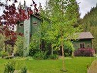 Missoula Mt Area Custom Home, Creek