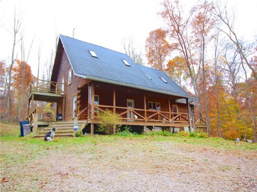 Owings Rd - 17 Acres : McArthur : Vinton County : Ohio
