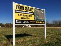 Commercial Development Land : Spring Hill : Miami County : Kansas