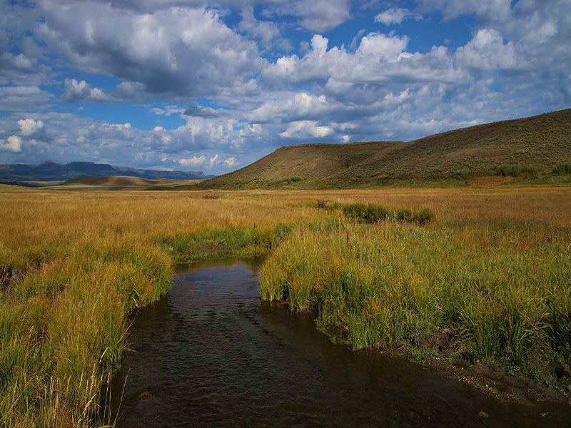 Egeria Creek Ranch : Toponas : Routt County : Colorado