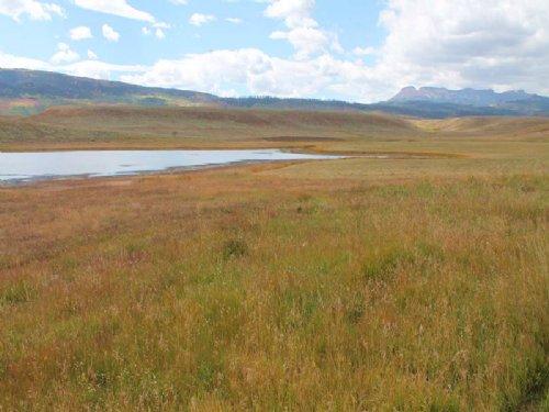 Roberta Reservoir Ranch : Toponas : Routt County : Colorado