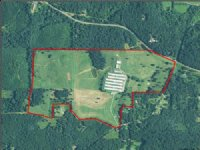167 Acre Cattle / Poultry Farm : Cedartown : Polk County : Georgia