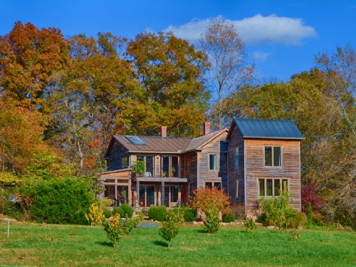 Sweet View Farm : Afton : Albemarle County : Virginia