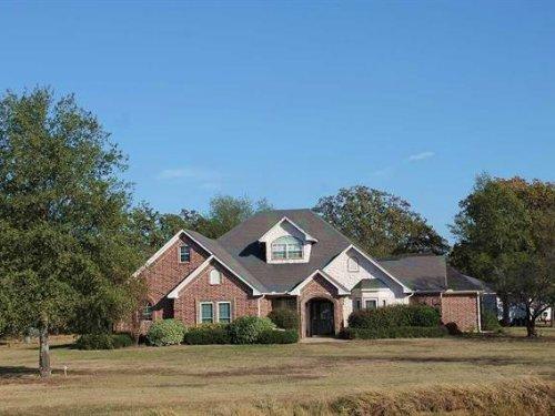 Perfect Mini Ranch / 30507 : Paris : Lamar County : Texas