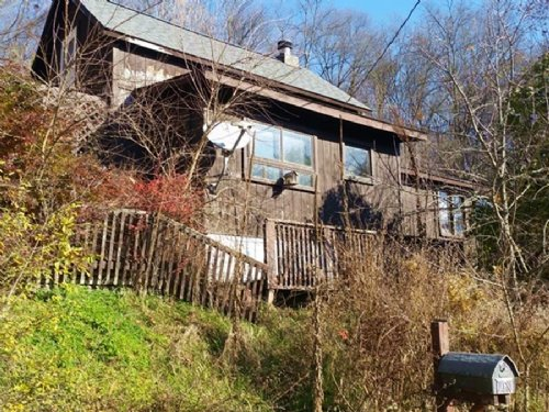 Gault Valley Cabin / Recreational : Hillsboro : Richland County : Wisconsin