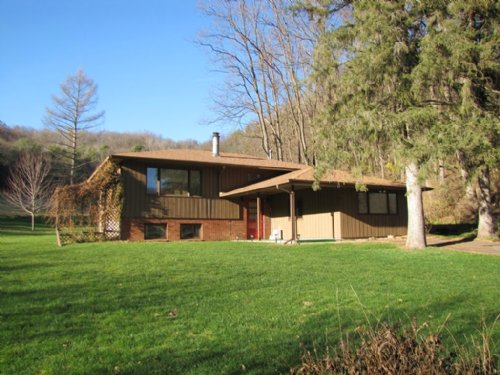 Soules Crk Valley Home 48+/- Acres : Cazenovia : Richland County : Wisconsin