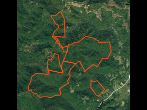 2,390+/- Acres Of Recreational Land : Pioneer : Campbell County : Tennessee