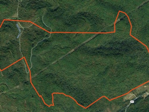 865+/- Acres Of Recreational Land : Pioneer : Campbell County : Tennessee