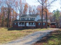 Brick House On 3.6 Acre Water View