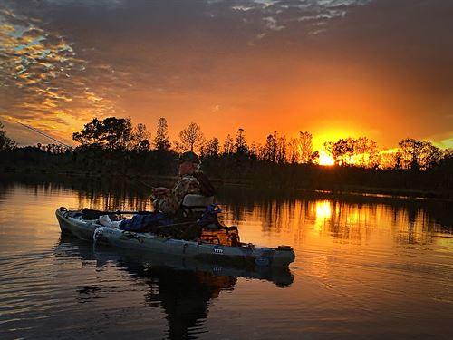 760± Ac Recreational Ranch Land : Haines City : Polk County : Florida