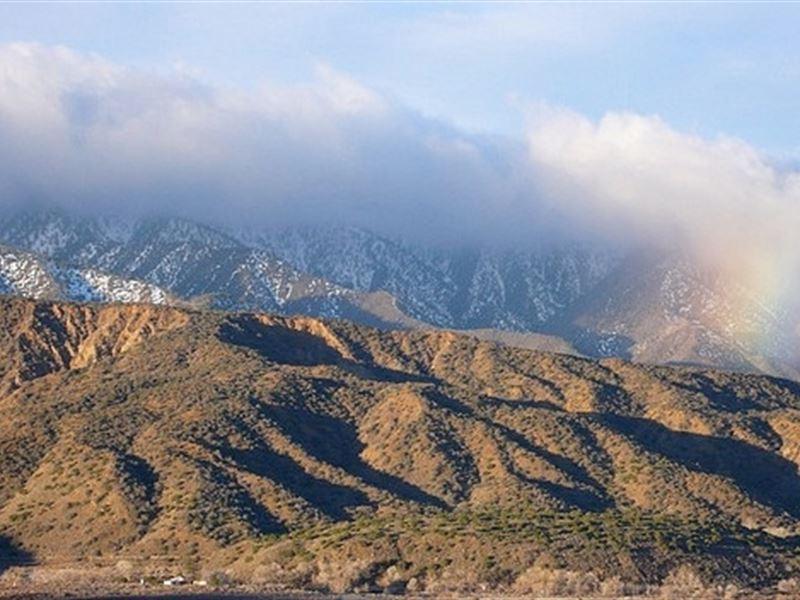 9.98 Acres In Llano, CA : Llano : Los Angeles County : California