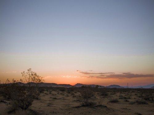 Look For 5 Acres Water And Power : Twentynine Palms : San Bernardino County : California
