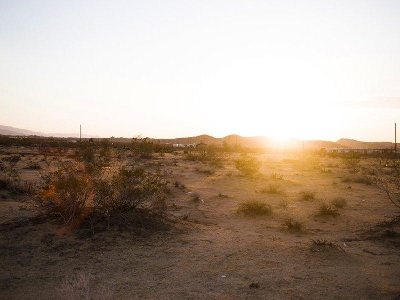 Feel Your Stress Melt Away : Twentynine Palms : San Bernardino County : California