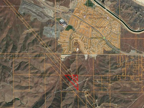 7.99 Acres In Acton, CA : Acton : Los Angeles County : California
