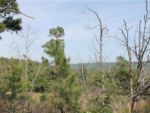 10.66 Acres - Lot 57 Indian Ridge : Daisy : Pittsburg County : Oklahoma