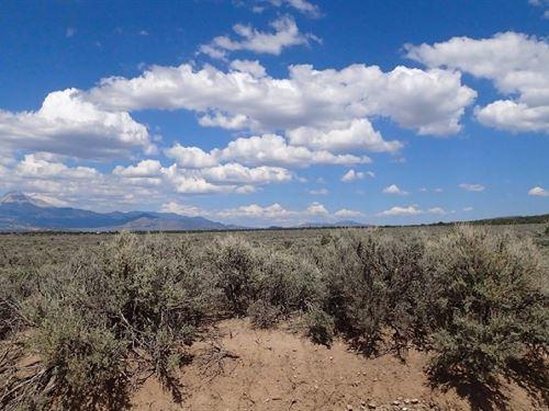 5.362 Acres In Fort Garland, Co : Fort Garland : Costilla County : Colorado