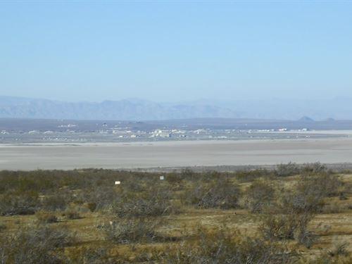 9.99 Acres In Lancaster, CA : Lancaster : Los Angeles County : California