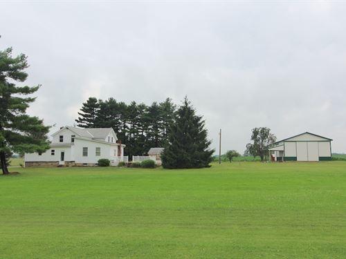 Jeffrey Rd - 10 Acres : Homerville : Medina County : Ohio