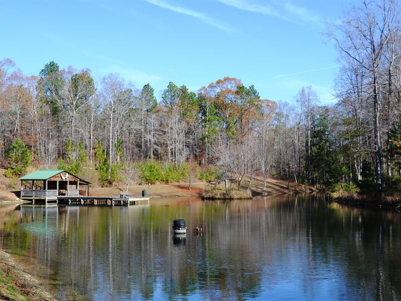 Kehres Tract 81.6 Acres : Marbury : Autauga County : Alabama