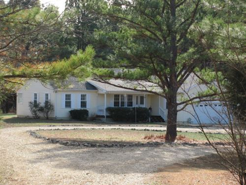 House On 110 Acres : Westport : Carroll County : Tennessee
