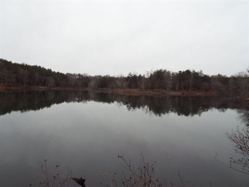Own Your Own Private Lake : Crossville : Cumberland County : Tennessee