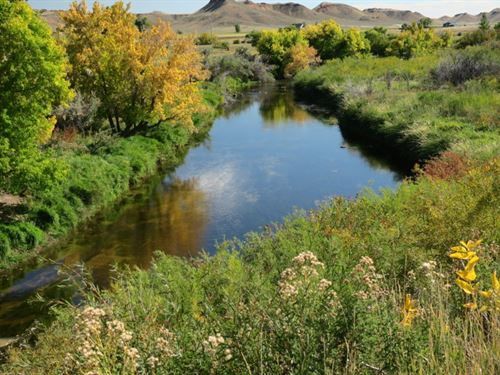 Clear Creek Knoll : Buffalo : Johnson County : Wyoming
